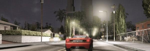 Модификация GTA IV – San Andreas