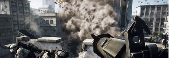 Battlefield 3: часть разрушений заскриптованы