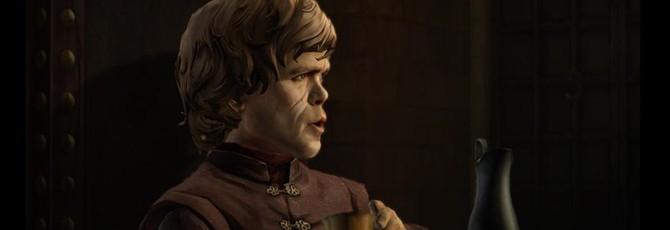 Первые скриншоты Game of Thrones от TellTale