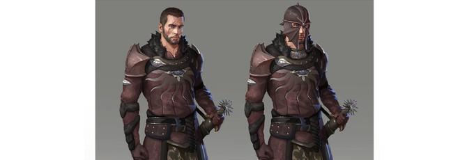 Крогана из Mass Effect нашли в Dragon Age: Inquisition