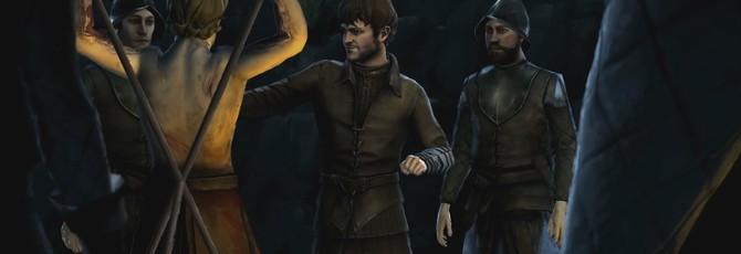 Тизер-трейлер Game of Thrones от TellTale
