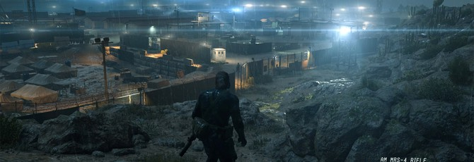 HD-скриншоты Metal Gear Solid: Ground Zeroes на PC