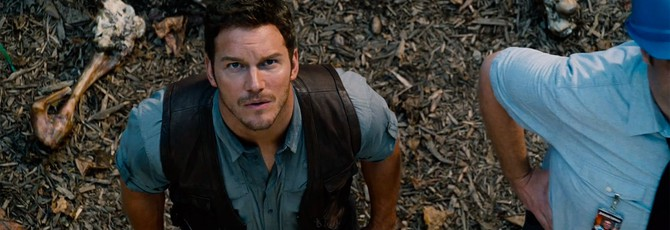 Первый трейлер Jurassic World