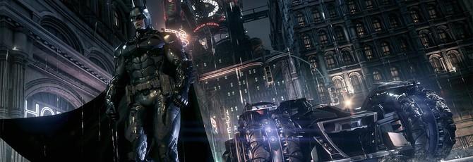 Детали Batman: Arkham Knight