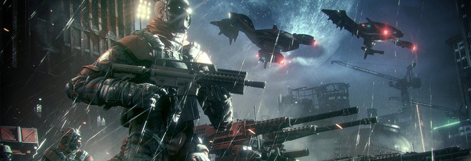 Новый трейлер Batman: Arkham Knight