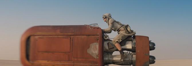 Джордж Лукас не собирается смотреть трейлер The Force Awakens... пока