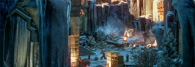 Вышло первое бесплатное мультиплеерное DLC Dragon Age: Inquisition