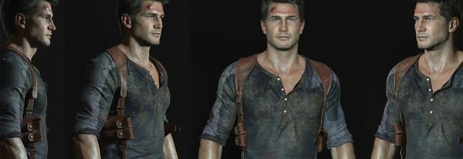 Прямые скриншоты Дрейка из Uncharted 4
