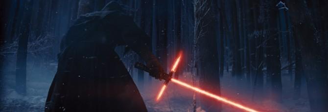 Концепт шлема Кайло Рена из The Force Awakens и слитые фигурки персонажей