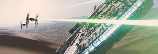 Концепт-арты Хана Соло и Чубакки для Star Wars: The Force Awakens