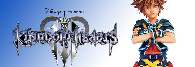 Новости Kingdom Hearts 3 в 2015 году