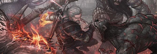 Лучшие художественные работы по The Witcher 3: Wild Hunt