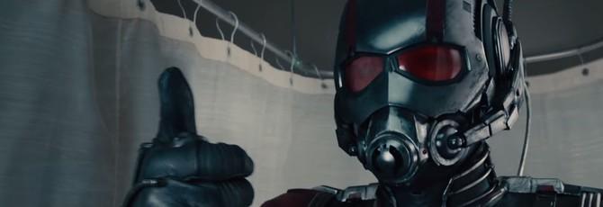 Первый трейлер Ant-Man набрал 29 миллионов просмотров в первый день