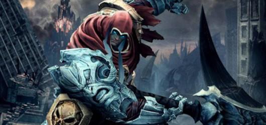 Darksiders 2 - бой и РПГ элементы