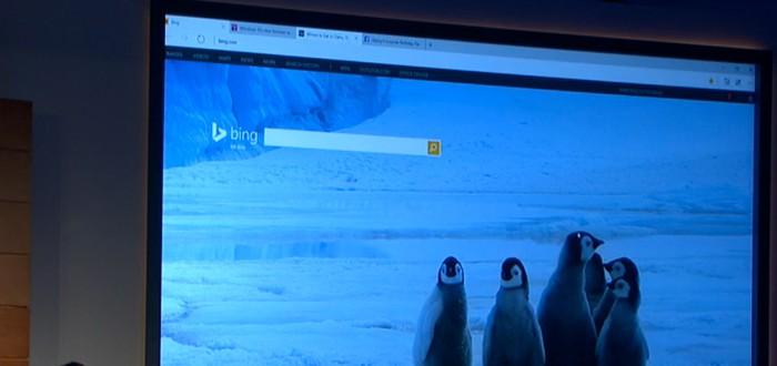 Project Spartan - новый браузер Windows 10