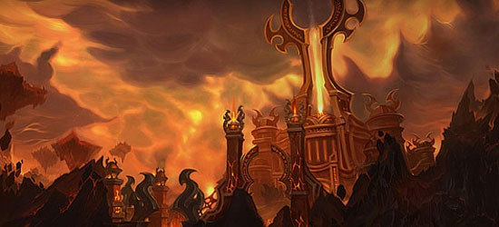 WoW 4.2: Трейлер Rage of the Firelands