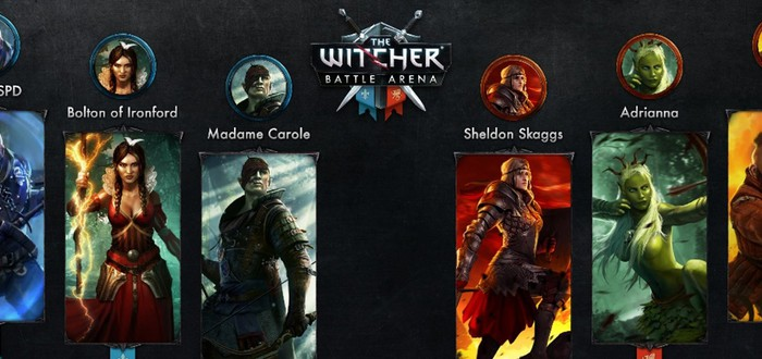 Состоялся релиз The Witcher Battle Arena