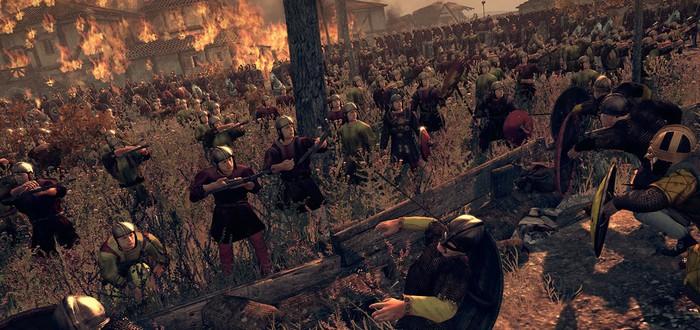 Исторические битвы в Total War: Attila