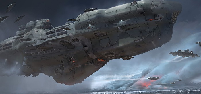 24 минуты геймплея Dreadnought с PAX South