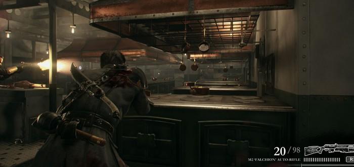 Новое геймплейное видео The Order: 1886