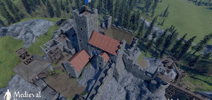 Medieval Engineers - новая игра от создателей Space Engineers