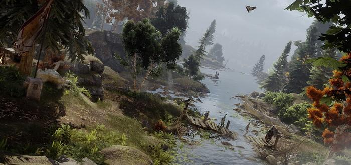 Новый Mass Effect не будет похож на Dragon Age: Inquisition