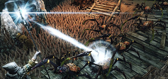 Трейлер и скриншоты Dark Souls II: Scholar of the First Sin