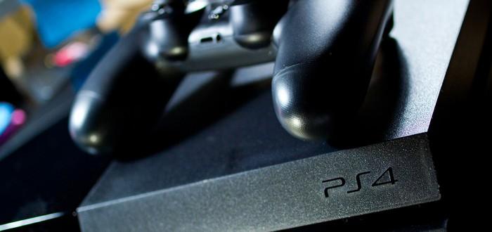 Sony продала 6.4 миллионов PS4 в прошлом квартале