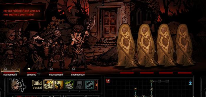Darkest Dungeon в Раннем Доступе Steam