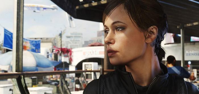 В Call of Duty может появиться главная героиня, считает разработчик Advanced Warfare