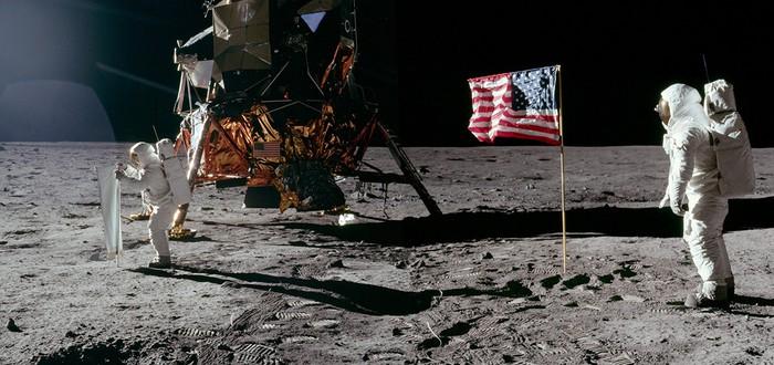 Kickstarte-кампания по воссозданию посадки на Луну для виртуальной реальности