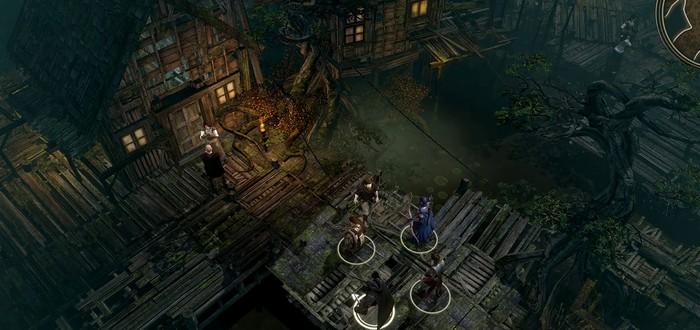 Новая RPG от гейм-директора Dragon Age: Origins – Sword Coast Legends