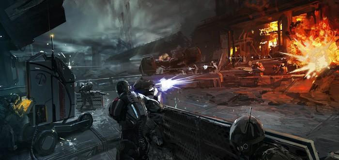 Одиночная кампания Mass Effect Next будет Массивной