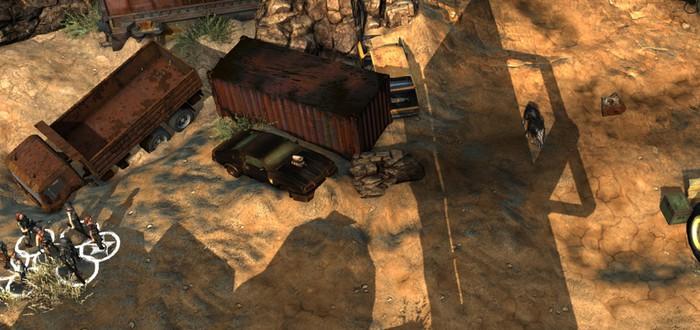 Огромный патч для Wasteland 2