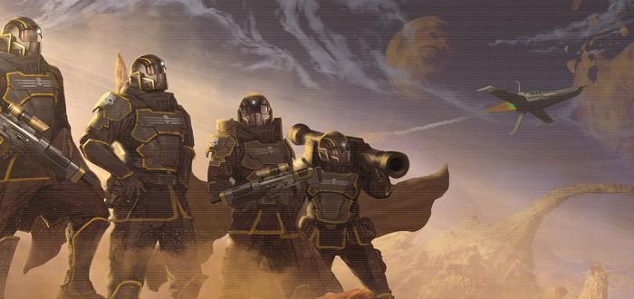 Helldivers от создателей Magicka выйдет на PS4, PS3 и Vita в Марте