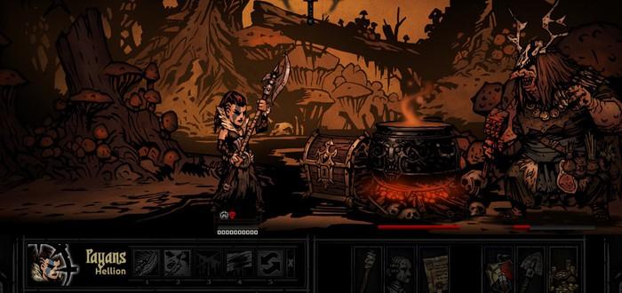 Evolve и Darkest Dungeon в топе продаж Steam
