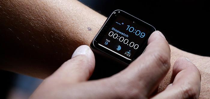 Apple пришлось вырезать сенсоры из своих умных часов