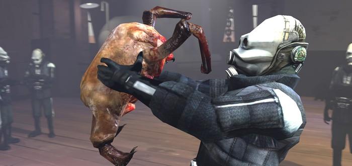 Этот опасный хедкраб из Half-Life 2 украдет вашу пушку и угонит вашу лодку