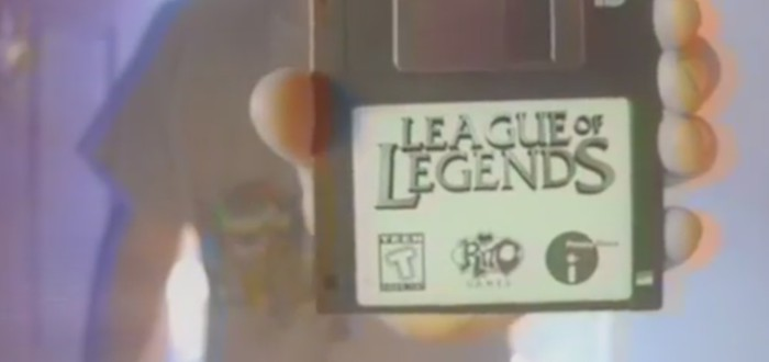 Трейлер League of Legends, если бы он был выпущен в 90-х