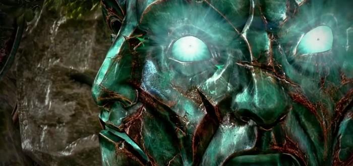 Трейлер персонажа Aganos в Killer Instinct