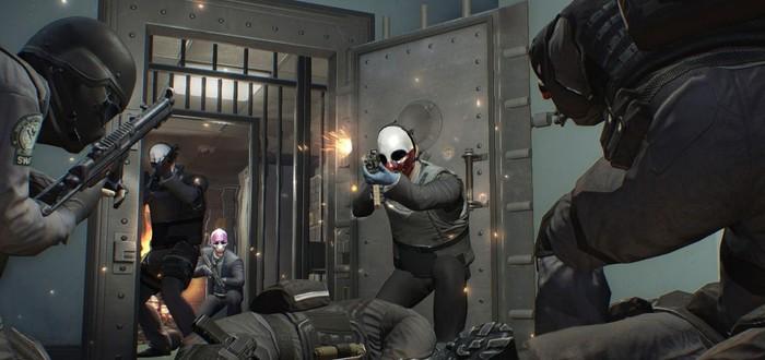 PayDay 2 для PS4 и Xbox One будет включать все прошлые DLC бесплатно