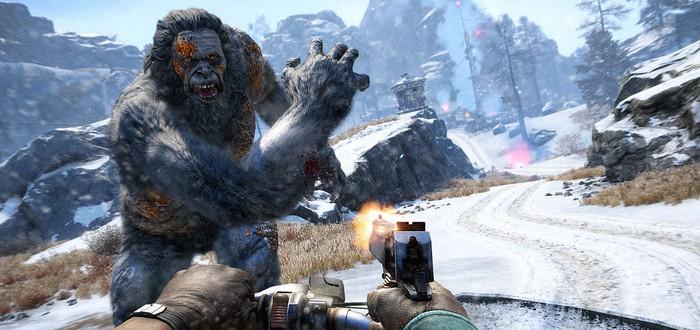 Путешествие в Долину Йети Far Cry 4 на следующей неделе