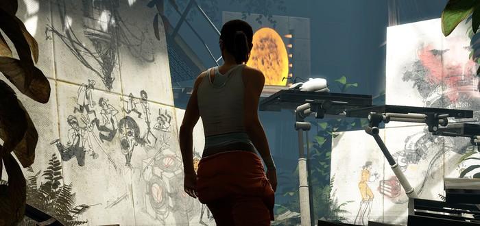 Valve не анонсировала Portal 3