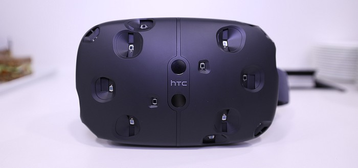 Vive – это Lamborghini виртуальной реальности от Valve
