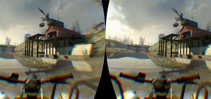 Valve не отказывается от идеи Half-Life 3 в виртуальной реальности