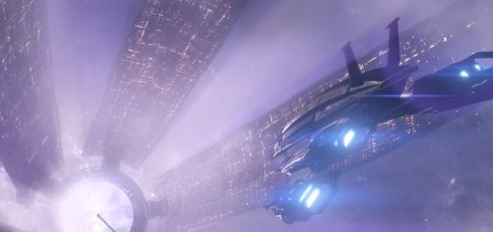 Не нужно зацикливаться на оригинальной трилогии Mass Effect