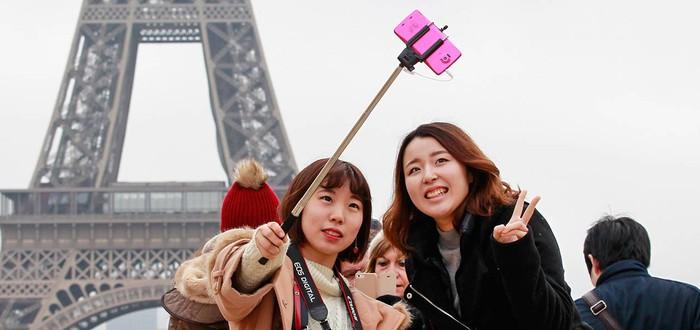 Парижские музеи банят селфи-палки