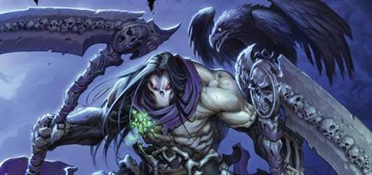 Darksiders 2 - одень Смерть