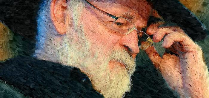 Умер писатель Терри Пратчетт