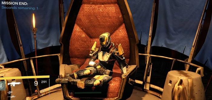 Destiny стала лучшей игрой по версии BAFTA